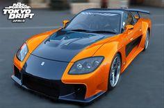 Future car <3 Mazda RX7