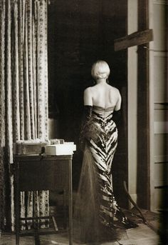 "Photo of Marilyn in the ""Tiger"" Dress in ""The Seven Year Itch"""