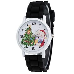 Christmas Silicone Watch