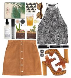 """#627 Stephanie"" by blueberrylexie ❤ liked on Polyvore featuring Wet Seal, Emilio Pucci, Zara, Shop Succulents, Casadei, J.Crew, Taschen, Kinto, Christian Dior and Topshop"
