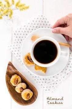 Almond Cookie | Dessert Recipe | JustOneCookbook.com