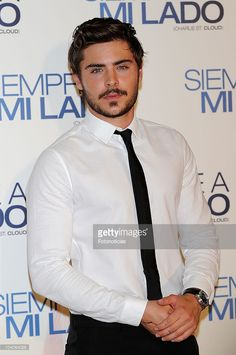 Zac Efron attends 'Charlie St. Cloud' Premiere in Madrid | Getty ...