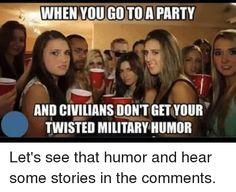 military humor meme - Google Search