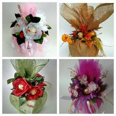 Items similar to Mother's Day gift Ferrero Raffaello Candy Gift Box Candy gift Sweet gift Gift wrapping on Etsy Candy Flowers, All Flowers, Paper Flowers, Candy Crafts, Felt Crafts, Diy And Crafts, Creative Gift Baskets, Valentine Bouquet, Candy Gift Box