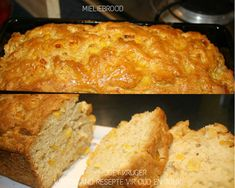 Watertand Mieliebrood ☆ South African Dishes, South African Recipes, Ethnic Recipes, Braai Recipes, Cooking Recipes, Breakfast Recipes, Dinner Recipes, Sweet Chilli Sauce, Camping Meals