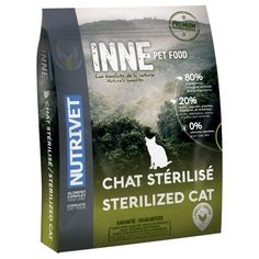Nutrivet Inne Cat Sterilised