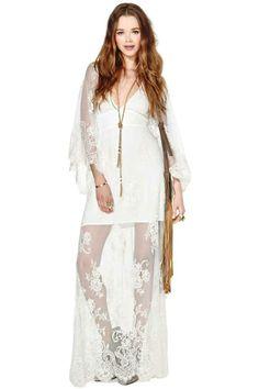 Jen's Pirate Booty Ethereal Fairytale Dress