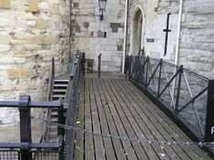 Anne Boleyn's Arrival at the Tower of London