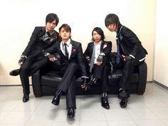 Quartet Night~ Tatsuhisa Suzuki, Takahiro Sakurai, Uta No Prince Sama, Voice Actor, Actors, Japanese Artists, Magical Girl, The Voice, Fangirl