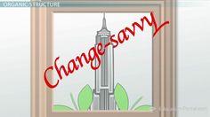 Mechanistic & Organic Organizational Business Structures - Video & Lesson Transcript   Education Portal