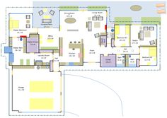 Larger, updated version of 1500 sq ft plan