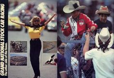 GRAND NATIONAL STOCK CAR RACING: THE OTHER SIDE OF THE FENCE 1982