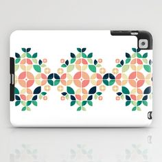 The Bouquet iPad Case by VessDSign - $60.00
