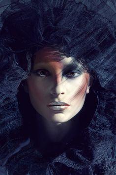 Photographer: Senangelis Photography Stylist/Makeup: Lisa Hutton - 'Mon Cherie' MakeUp Model: Silhouette d'Amour