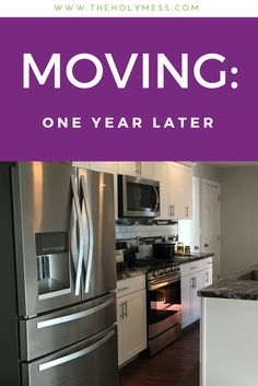Moving:One Year Late
