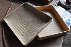八女の手仕事 : 竹細工