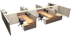 Knoll Dividend Workstation 1375