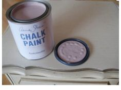 """How To Make A """"Wash"""" with Chalk Paint."""