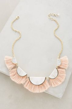 at anthropologie Serendipity Necklace