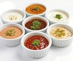 Recetas de salsas para aderezar o acompañar la carne