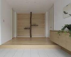 「玄関 和風モダン」の検索結果 - Yahoo!検索(画像) Asian Interior, Japanese Interior Design, Floor Design, House Design, Japan Room, Japanese Modern House, House Entrance, Deco Design, Little Houses