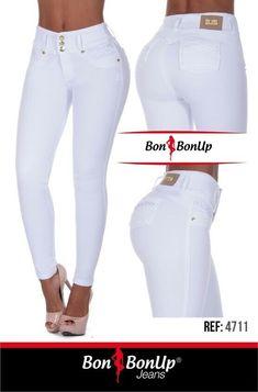 Jeans colombianos butt lifter fajas colombianas levanta cola Bon Bon Up 4213