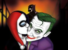 True love (Joker & Harley Quinn)