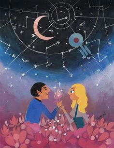 The softer side of Spock... (This Side of Paradise by Joey Chou)