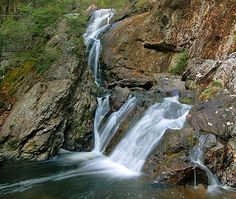 Campbell Falls - Waterfalls of the Northeastern United States