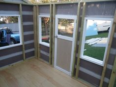 Wooden Playhouses | Kids Cubby Houses Wooden | DIY Kits - MyCubby
