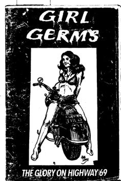 """Feminism was influential in the Pacific Northwest in the early 90's: """"Girls Germs"""" heralded an explosion of zines that accompanied the rebirth of Feminism. These zines included """"Ms America"""", """"Satan Wears A Bra"""" and others. The first issue of"""" Girl Germs"""" was completed by December, 1990 . While home in Washington D.C on winter break, Molly Neuman made several hundred copies of the zine at the Capitol Hill offices."""