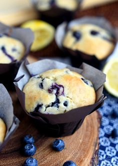 blueberry-lemon-cream-cheese-muffins-without-glaze