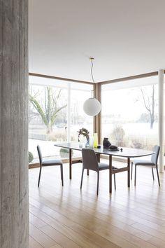 Hervorragend Massivholzmöbel Aus Eiche Von Der Deutschen Manufaktur Form Exklusiv. # Esszimmer #diningroom #Tisch #Stuhl #table #chair #einu2026
