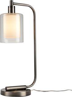 Woodbridge Lighting 14781ATN Alaina 1-light Table Lamp