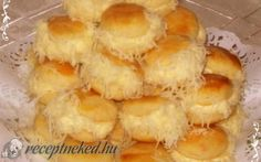 Érdekel a receptje? Kattints a képre! World Recipes, My Recipes, Cake Recipes, Cooking Recipes, Favorite Recipes, Hungarian Cake, Hungarian Recipes, Hungarian Food, Savory Pastry