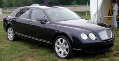 2013 Bentley Continental Flying Spur Redesign