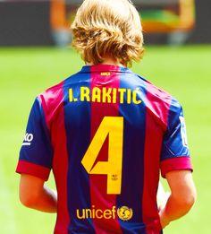 Ivan Rakitić in Barcelona