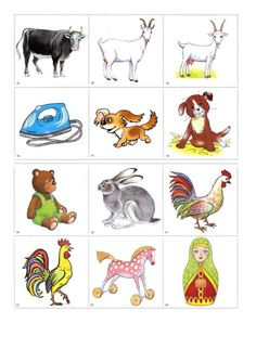 Предметные картинки Baby Learning, Early Childhood Education, Clip Art, School, Children, Pictures, Animals, Picture Cards, Speech Therapy