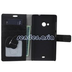 Genuine Leather Protective Case for Microsoft Lumia 535