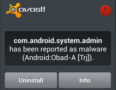 Android:Obad - malware gets smarter - so does AVAST Mobile Security, How To Get Rid, Bad Boys, Stuff To Do, Android, Blog, Blogging