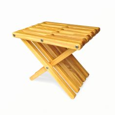 Stool X30 - Honey The Stool X30 is attractive, functional, durable, eco friendly and 100% made in the USA! This sturdy sitting stool arrives partially assembled at your home needing only a final touch to be ready for use! Conceived by the Brazilian designer Ignacio Santos, the Stool X30 is crafted from Eco Friendly Premium Yellow Pine wood from Alabama, stainless steel and built to last a life time if well taken care of.