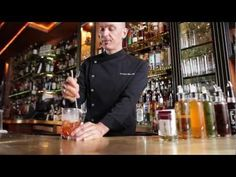 How to Make: The Old Fashioned....Video