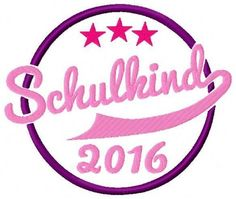 Schulkind 2016 13x18 *Freebie*
