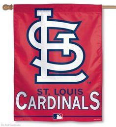St. Louis Cardinals Banner Flag