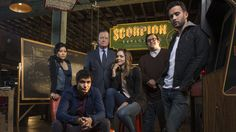 scorpion serie | Scorpion - Série (2014) - SensCritique