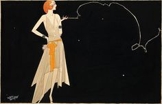 Russell Patterson: Where there's smoke there's fire, ca. 1925 by trialsanderrors, via Flickr