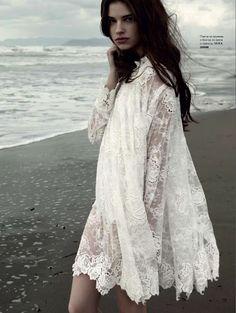 #gypsy #boho #hippie #white
