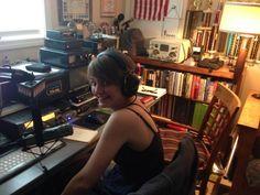Radio Activity, Ham Radio Operator, Hams, Good Communication, Specs, Technology, Girls, Room, Women