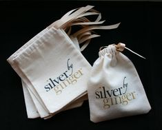 Jewellery packaging, small bags for rings and bracelets