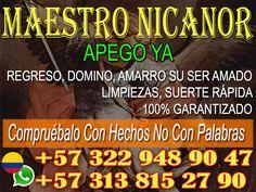 AMARRES DE AMOR DEL PODEROSO MAESTRO NICANOR LLAMAME 321 402 27 88 - Clasiesotericos Colombia